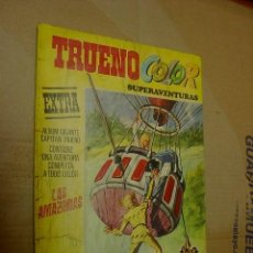 Tebeos: CAPITAN TRUENO, COLOR, SUPERAVENTURAS, EXTRA, ALBUM Nº 11. Lote 23415955