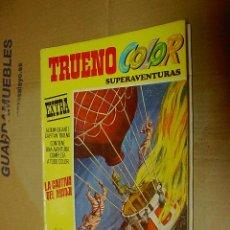 Tebeos: CAPITAN TRUENO, COLOR, SUPERAVENTURAS, EXTRA, ALBUM Nº 44. Lote 23416044