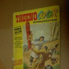 Tebeos: CAPITAN TRUENO, COLOR, SUPERAVENTURAS, EXTRA, ALBUM, Nº 13. Lote 23416124