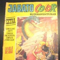 Tebeos: JABATO COLOR EXTRA Nº 12 3 ª EPOCA 1978 BRUGUERA LEE LA DESCRIPCIÓN C40. Lote 23514371