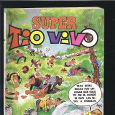 Tebeos: SUPER TIO VIVO EXTRA. Lote 23478212