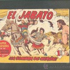 Tebeos: EL JABATO Nº 38, EDITORIAL BRUGUERA. Lote 23531116