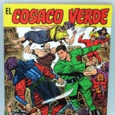 Tebeos: EL COSACO VERDE ALMANAQUE 1961 EDITORIAL BRUGUERA REEDICIÓN. Lote 23682891