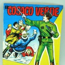 Tebeos: EL COSACO VERDE EXTRA DE VERANO 1961 PERSECUCIÓN EN EL POLO EDITORIAL BRUGUERA REEDICIÓN. Lote 23700449