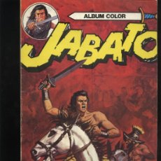 Tebeos: COLECCION COMPLETA DEL ALBUM COLOR DEL JABATO. Lote 23704125