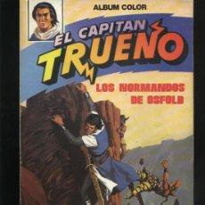 Tebeos: ALBUM DEL CAPITAN TRUENO COLOR COMPLETA. Lote 23704159