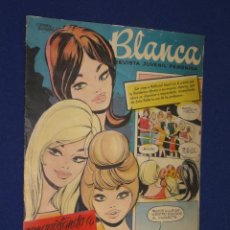Tebeos: REVISTA JUVENIL FEMENINA BLANCA Nº 23 - BRUGUERA 1961. Lote 23722634