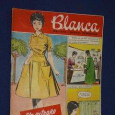 Tebeos: REVISTA JUVENIL FEMENINA BLANCA Nº 39 - BRUGUERA 1961. Lote 23722676