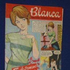 Tebeos: REVISTA JUVENIL FEMENINA BLANCA Nº 32 - BRUGUERA 1961. Lote 23722707