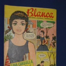 Tebeos: REVISTA JUVENIL FEMENINA BLANCA Nº 29 - BRUGUERA 1961. Lote 23722714