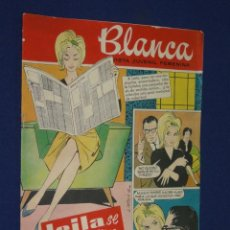 Tebeos: REVISTA JUVENIL FEMENINA BLANCA Nº 22 - BRUGUERA 1961. Lote 23722722
