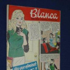 Tebeos: REVISTA JUVENIL FEMENINA BLANCA Nº 14 - BRUGUERA 1961. Lote 23722737