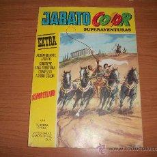Tebeos: JABATO COLOR EXTRA Nº 4 ED BRUGUERA 1978 3ª ÉPOCA SUPERAVENTURAS . Lote 23753309