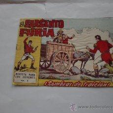 Tebeos: SARGENTO FURIA Nº 3 ORIGINAL . Lote 26786179