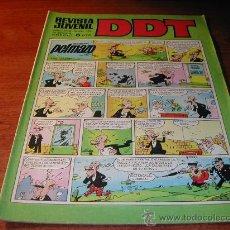 Tebeos: DDT Nº 104 IIIª ÉPOCA (1969). Lote 23950151