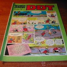 Tebeos: DDT Nº 141 IIIª ÉPOCA (1970). Lote 23950300