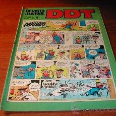 Tebeos: DDT Nº 187 IIIª ÉPOCA (1971) - REFª (JC). Lote 23950739