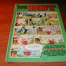 Tebeos: DDT Nº 217 IIIª ÉPOCA (1971) CON MICHEL TANGUY (LOS PIRATAS DEL AIRE) - REFª (JC). Lote 23953383