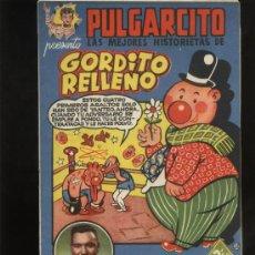 Tebeos: LAS MEJORES HISTORIETAS DE GORDITO RELLENO. Lote 23963706