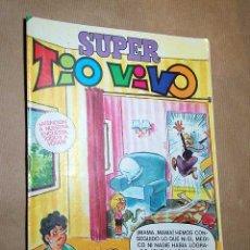 Tebeos: SUPER TIO VIVO Nº 101. BRUGUERA 1981. MORTADELO Y FILEMÓN, APRENDE A JUGAR A FÚTBOL, PUBLICIDAD LEGO. Lote 24681810