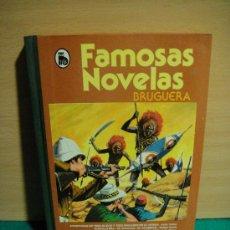 Tebeos: FAMOSAS NOVELAS Nº 3 BRUGERA. Lote 35010437