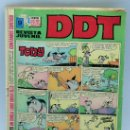 Tebeos: REVISTA JUVENIL DDT Nº 84 TERCERA ÉPOCA ED BRUGUERA 1969 TOBY. Lote 24130390