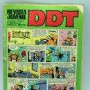 Tebeos: REVISTA JUVENIL DDT Nº 73 TERCERA ÉPOCA ED BRUGUERA 1968 DOMINGÓN FAMILIA CEBOLLETA. Lote 24130523
