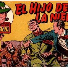 Tebeos: EL INSPECTOR DAN Nº 13 , EDI. BRUGUERA 1951, ORIGINAL, . Lote 24254549