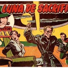 Tebeos: EL INSPECTOR DAN Nº 35 , EDI. BRUGUERA 1951, ORIGINAL,. Lote 24254973
