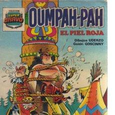 Tebeos: OUMPAH - PAH (EL PIEL ROJA) - Nº2 - CJ115. Lote 24297526