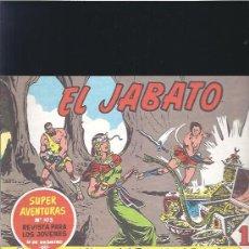 Tebeos: EL JABATO 11. Lote 24456148