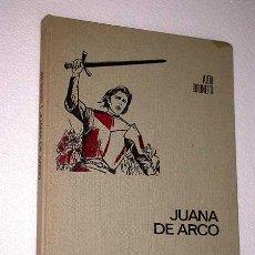 Tebeos: JUANA DE ARCO. ALDO BRUNETTI. COL. HISTORIAS JUVENIL Nº 1. BRUGUERA 1968. DIBUJOS DE JAVIER PUERTO.. Lote 24474675