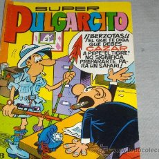Tebeos: SUPER PULGARCITO Nº 22. BRUGUERA 1972. 16 PTS.. Lote 24541259