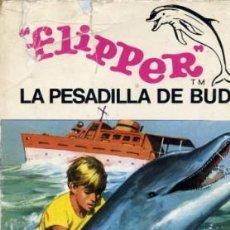 Tebeos: FLIPPER Nº1 (COLECCIÓN HÉROES. EDITORIAL BRUGUERA, 1970). Lote 24619906