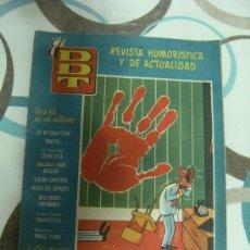 Tebeos: EL DDT Nº 321 AÑO VII PRECIO 2 PESETAS.. Lote 24631084