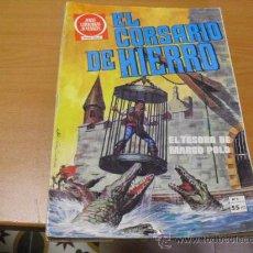 Tebeos: EL COSARIO DE HIERRO Nº6. Lote 24637833