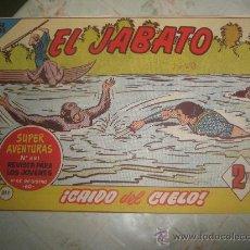 Tebeos: EL JABATO Nº 311,DE EPOCA.. Lote 24783974