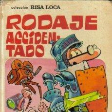 Tebeos: COLECCION RISA LOCA 8 BRUGUERA ) ORIGINAL 1973 Nº. 7. Lote 26450876