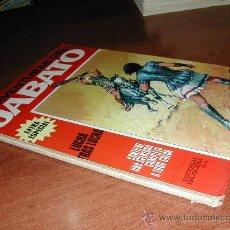 Tebeos: EL JABATO (AVENTURAS DEL JABATO EXTRA ESPECIAL) ED. BRUGUERA 1970 TAPA DURA - REFª (JC). Lote 25010727