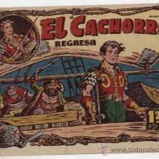 Tebeos: EL CACHORRO Nº 88. BRUGUERA 1951.. Lote 25065577