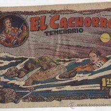 Tebeos: EL CACHORRO Nº 38. BRUGUERA 1951.. Lote 25065742