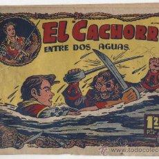 Tebeos: EL CACHORRO Nº 83. BRUGUERA 1951.. Lote 25065784
