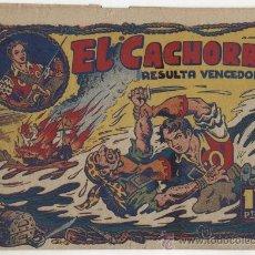 Tebeos: EL CACHORRO Nº 22. BRUGUERA 1951.. Lote 25070223