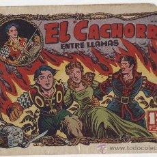 Tebeos: EL CACHORRO Nº 65. BRUGUERA 1951.. Lote 117647339