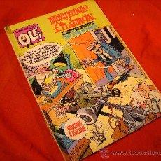 Tebeos: MORTADELO Y FILEMON, EL BOTONES SACARINO Y SER TIM O`THEO 1983- MOSCONES A REACCION. Lote 25190030