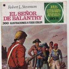 Tebeos: JOYAS LITERARIAS JUVENILES Nº 20. BRUGUERA.. Lote 25085514
