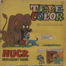 Tebeos: TELE COLOR Nº 4.. Lote 25264850