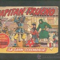 Tebeos - EL CAPITÁN TRUENO Nº 285, EDITORIAL BRUGUERA - 25362341