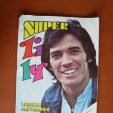 Tebeos: SUPER LILY Nº 10 -- BRUGUERA -- CONTIENE EL POSTER THE BEATLES. Lote 26877824