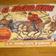 Tebeos: EL COSACO VERDE Nº 1. BRUGUERA 1 PTS. .. Lote 25446873